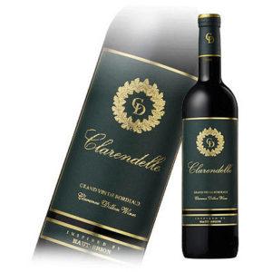 クラレンドル・ルージュ 赤ワイン