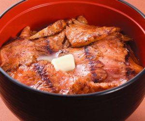 赤坂 ランチ ビフテキ丼