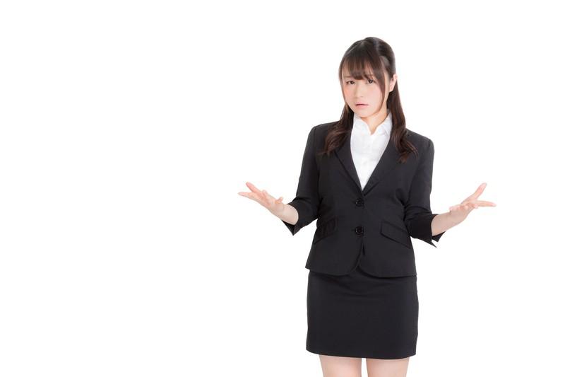 価値観が違う相手を拒絶する女性